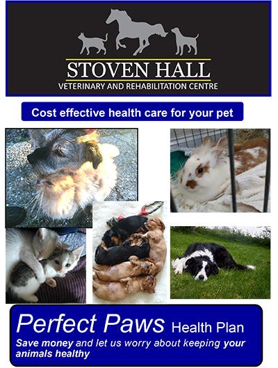 Stoven Hall Small Animal Health Plan